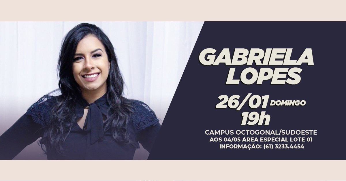 Miss GABRIELA LOPES