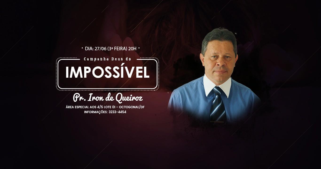 DEUS DO IMPOSSIVEL
