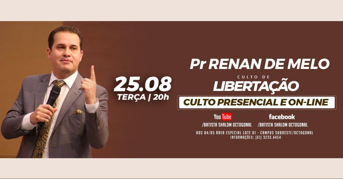 Pr Renan Melo