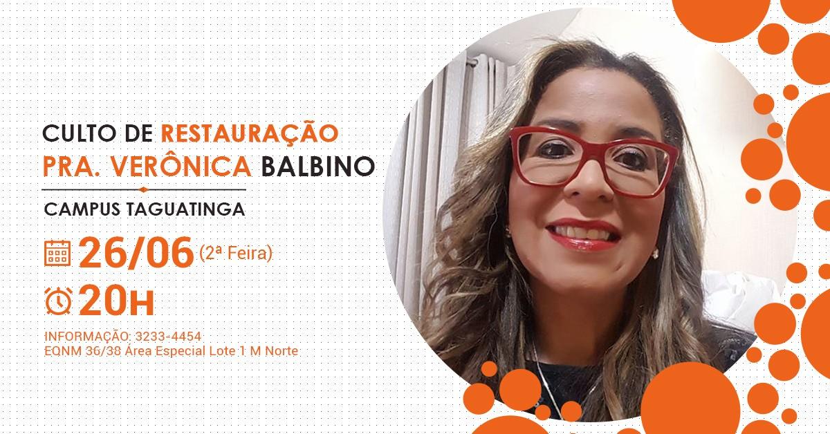 VERONICA BALBINO