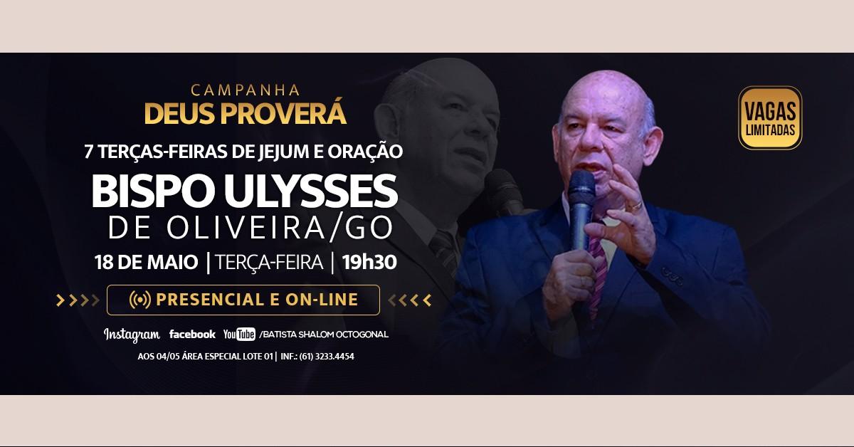CAMPANHA DEUS PROVERÁ