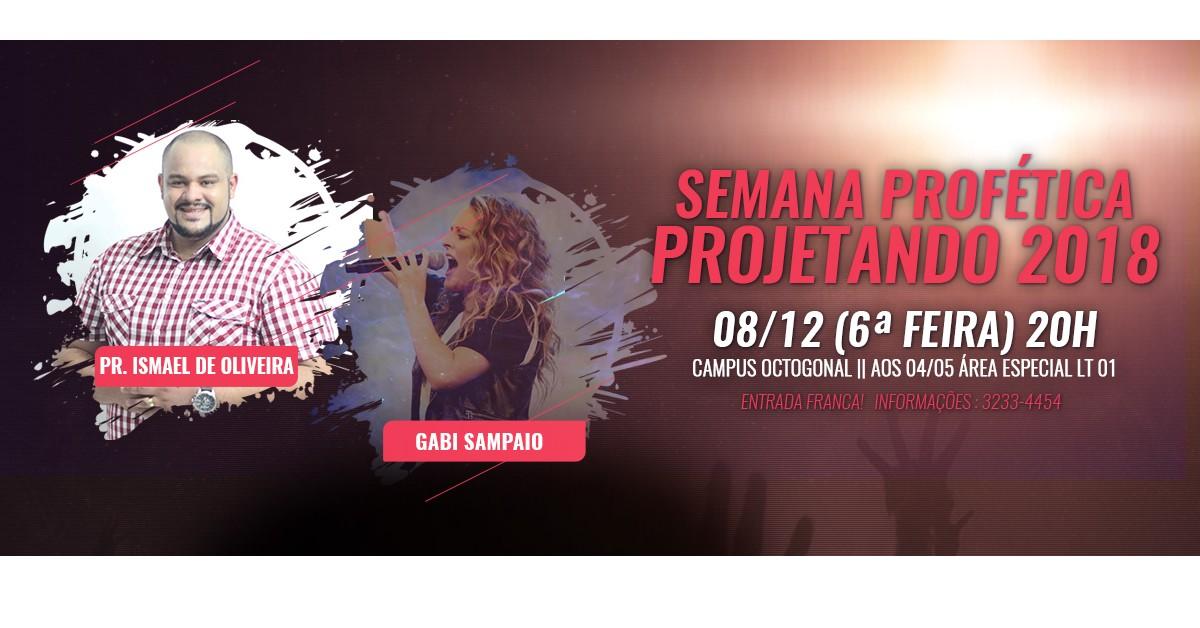 PROJETANDO 2018 - gabi